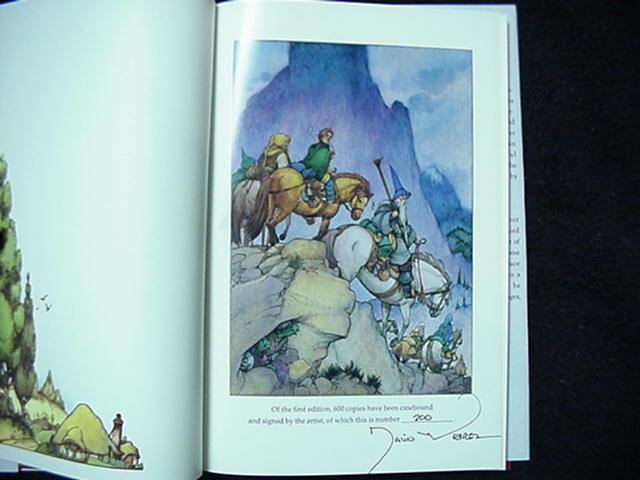 Hobbit Ca Limited Edition Amp Signed Copies For Sale
