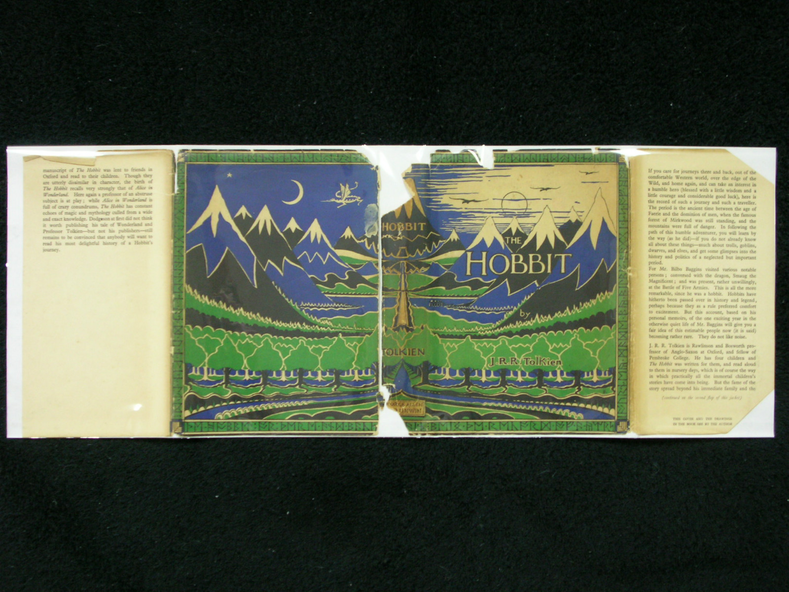 The Hobbit 1937 UK 1st Impression