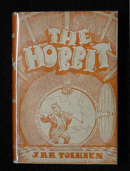 The Hobbit 1942 Foyles Book Club Edition